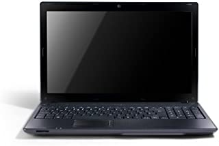 "Acer Aspire 5336 15.6"" Laptop (Intel Celeron T3500 Processor, 3GB RAM, 320GB HDD, Windows 7 Home Premium) - Black"