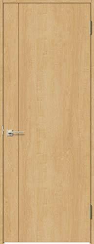 ラシッサS 標準ドア ASTH-LAC 錠付き 0920 W:868mm × H:2,023mm 吊元:左吊元 本体色/枠色:クリエペール(PP) 枠種類:ノンケーシング180(壁厚:146-160) 沓摺:なし 把手:サークルB 鍵種類:丸型シリンダー錠