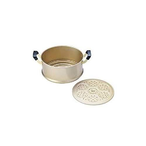 北陸アルミニウム(Hokuriku Alumi) 蒸し器 純しゅう酸 美菜食用 セイロ 30cm ASI9505