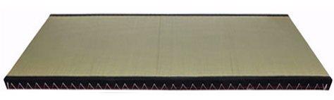cinius Tatami Matte - traditionelle japanische Reisstrohmatte - Verschiedene Größen (90 x 90 cm)