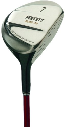 PRECEPT golfclub UDM hout 3, grafie. R-Flex.