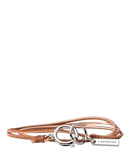 Liebeskind Berlin Essential Joy Damen Bracelets, 1x60x1 cm (B x H x T), Rose Gold
