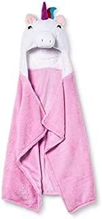 JoJo Siwa Unicorn Hooded Blanket Pink
