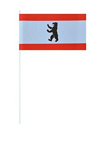 Flaggenfritze® Papierfahnen Deutschland Berlin