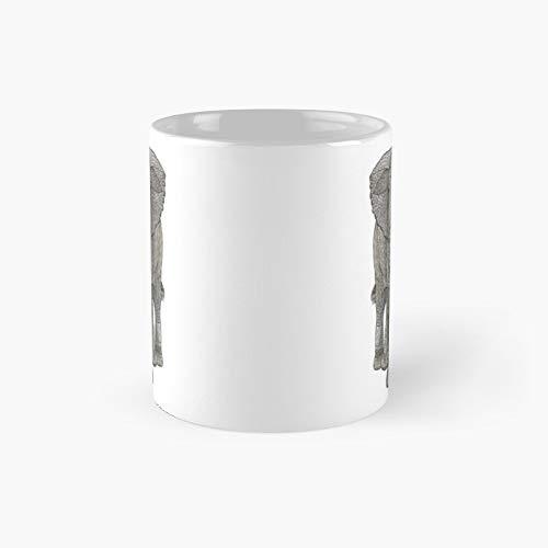 Adolescelephant - Taza de café clásica con texto en inglés 'Best Gift Funny Coffee' (325 ml)