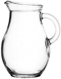 Pasabahce Bistro brocca dacqua di vetro 1850cc.