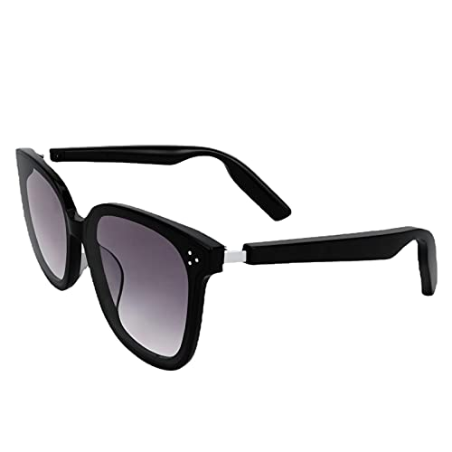 SM SunniMix Gafas de sol Bluetooth inteligentes inalámbricas Auriculares con micrófono integrados Manos libres con función táctil para llamar Música Hombres