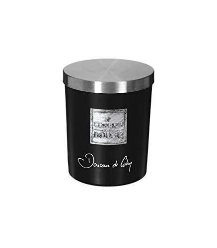 Bougie parfumée 10 cm douceur de coton