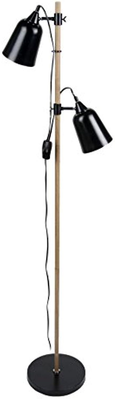 LEITMOTIV Wood Lamp, Metall, PT groep BV, de_home, PTGRS