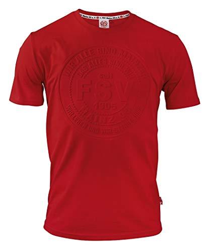 Mainz 05 T-Shirt Wir alle sind Mainzer, Gr. 2XL