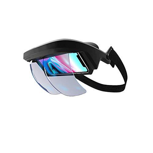 TOOGOO Casque D'éCoute de RéAlité Virtuelle AugmentéE 3D de Lunettes...