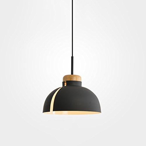 MJJ %Lámparas de araña Nórdico Moderno Minimalista Chandelier Personalidad Creativa Lámpara de Aluminio Restaurante Dormitorio Tienda de Té Tienda de Ropa Cafetería Chandelier (Color : Black)