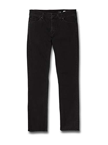Volcom A1931510 Jeans für Herren, Herren, Jeans, A1931510_33, Schwarz (Ink Black), 33