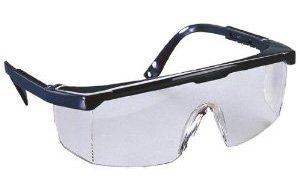 NICK and BEN Special OPS Softair veiligheidsbril helder glas goede pasvorm zwart helder