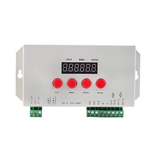NZYMD UCS1903 1909 TM1803 1804 SM16703 WS2811 2812 WS2815 2818 INK1003 LX3203 1603 1103 kompatibel Programmierbare LED Kontrolleinheit Regler DC5-24V