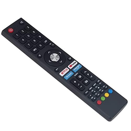 ALLIMITY GCBLTV02BDBIR Fernbedienung Ersetzen für ChangHong CHIQ UHD TV L32H7N L40H7N L43H7N L50H7N L55H7N GCBL-TV02BDBIR U58H7N