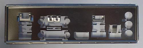 Intel Desktop Board DQ57TM - Blende - Slotblech - IO Shield #110632