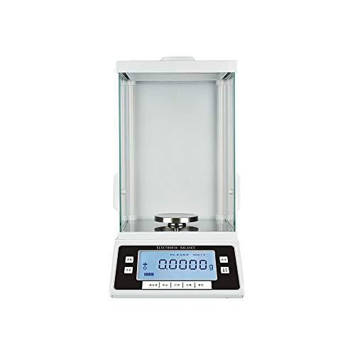 S SMAUTOP analyseweegschaal 0,0001 g tienduizenden 1 mg elektronische weegschaal 0,1 mg