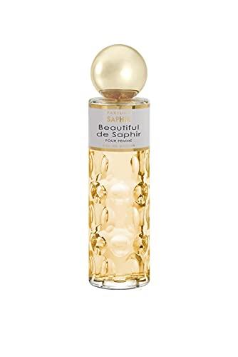 PARFUMS SAPHIR Beautiful - Eau De Parfum - Mujer, One size,
