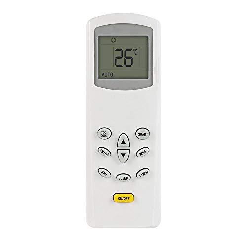 Telecomando del condizionatore d aria adatto per Whirlpooll Deawoo DG11D1-02 Kelon