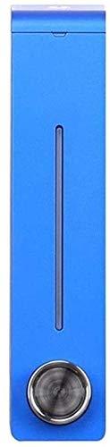 HLZY Dispensadores de jabón de encimera de baño, Dispensador de jabón Diseño Simple Dispensador de jabón de Pared de Pared Cocina Dispensador desinfectante de la Mano Presionando 305ml
