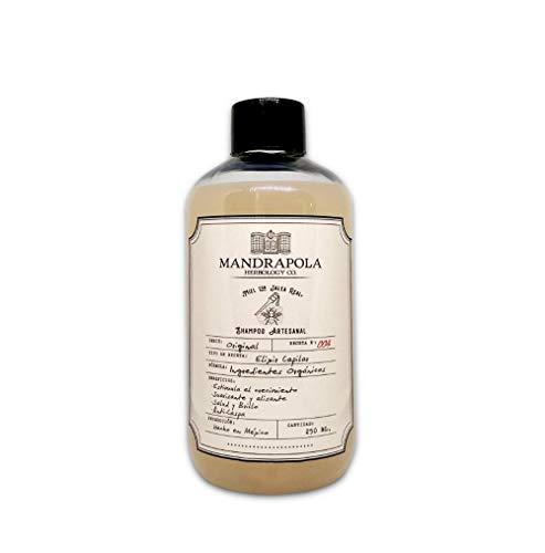 Shampoos Sin Sulfatos Ni Sal marca Mandrapola