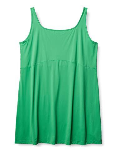 Columbia Women's Freezer III Dress, Emerald City, Medium