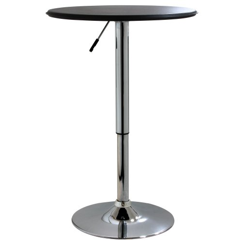 AmeriHome ATABLE 25-Inch Adjustable Bar Table