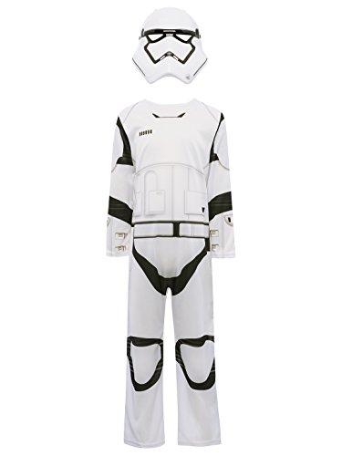 """Disney """"Star Wars: The Force Awakens""""-Stormtrooper-Kostüm für Kinder, von 5 bis 7 Jahren, Weiß"""