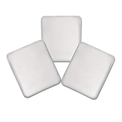Radiant Saunas SA5015 Infrared Sauna Oxygen Ionizer Fragrance Pad Replacement, 3-Pack, White