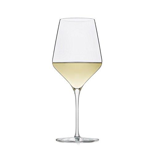 Libbey Signature Greenwich White Wine Glasses, Set of 4