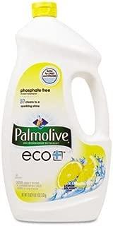 Palmolive ECO Automatic Dishwashing Gel, Lemon Splash, 75 Ounce (2)