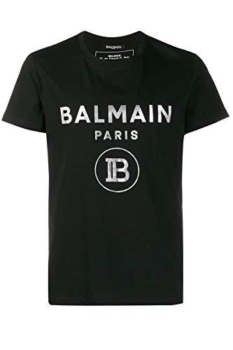Balmain T-Shirt (M-25-Ts-59697) - S(DE) / S(IT) / S(EU) - schwarz