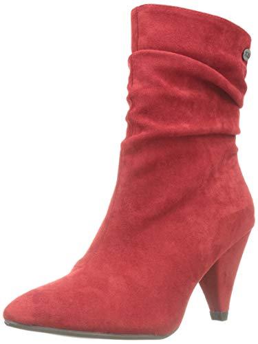 XTI 35094, Botines para Mujer, Rojo (Rojo Rojo), 38 EU