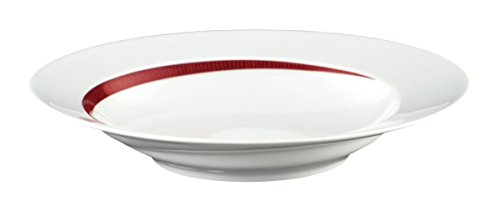 Seltmann Weiden 001.035501 Paso - Bossa Nova - Suppenteller - Teller tief - Porzellan - 22,5 cm