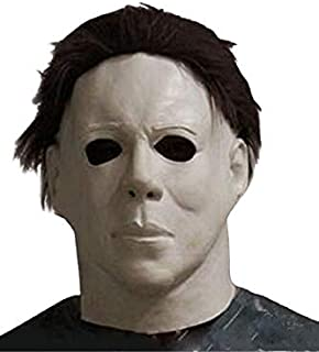 Horror Halloween Michael Myers Scary Cosplay Mask