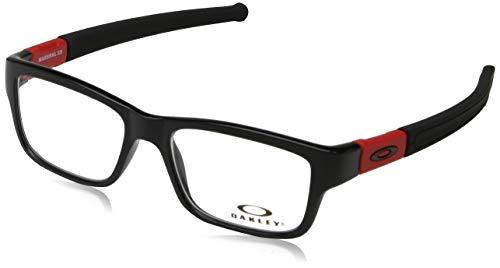 Oakley 0OY8005 Monturas de gafas, Polished Black, 49 para Hombre