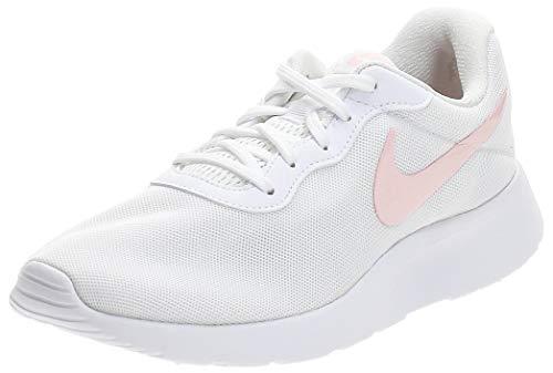 Nike Tanjun, Zapatillas para Mujer, White/Washed Coral, 40 EU