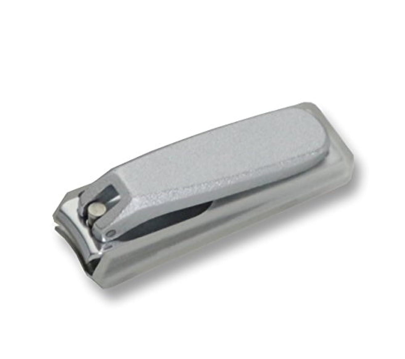 発生イル対処するKD-024 関の刃物 クローム爪切 小 カバー付