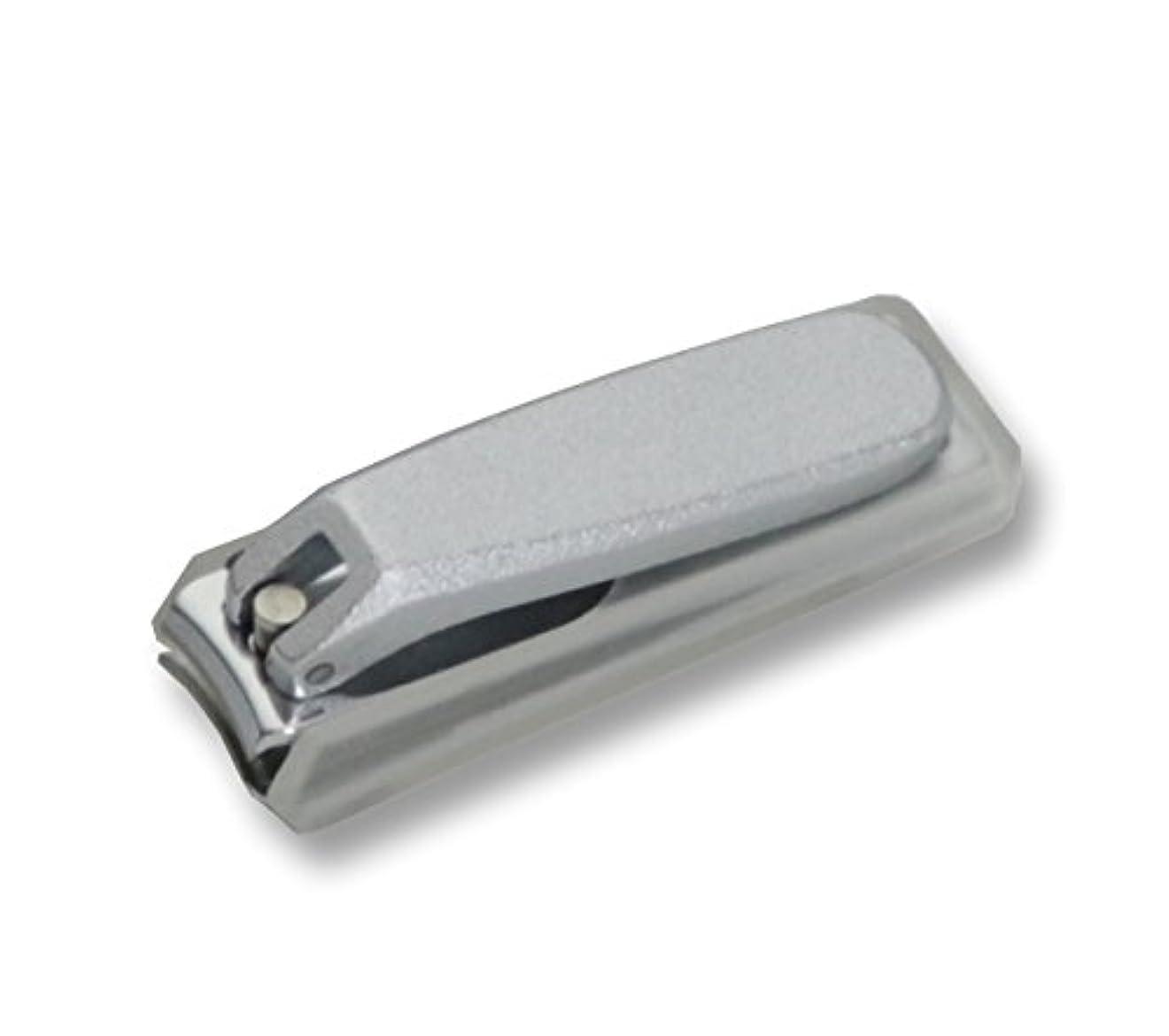 頭痛国民インペリアルKD-024 関の刃物 クローム爪切 小 カバー付