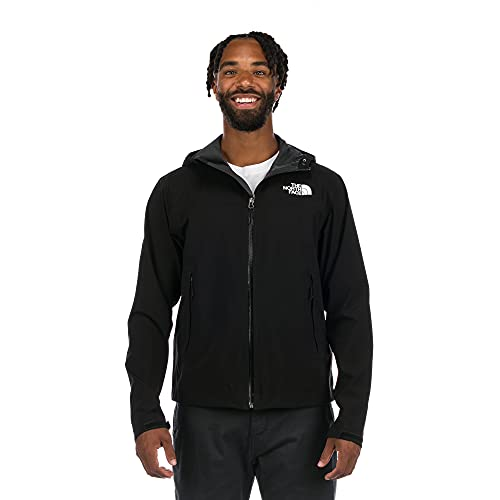 The North Face Men's Active Stretch Shell, TNF Black, L