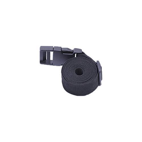Cuerda del cabrestante Hebilla de 1.4M Correas de carga de correas para la bicicleta de la motocicleta del coche con la cinta de la hebilla fuerte de la cuerda de la cuerda de la cuerda de la hebilla