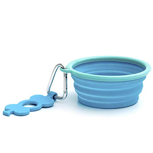 Prima Pets Collapsible Silicone Travel Bowl
