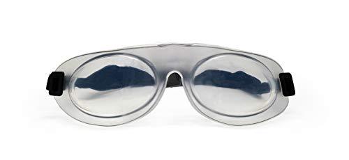 Eyeseals 4.0 Hydrating Sleep Mask for Nighttime Dry Eye Relief (Clear)