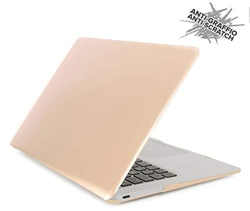 Tucano - NIDO Funda rígida para MacBook Air 13' Retina compuesta por dos carcasas separadas para proteger de arañazos y golpes su MacBook sin obstaculizar su uso