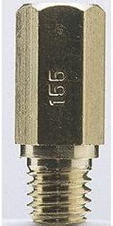 128# main jet for PE Nibbi Motorcycle Carburetor Main Nozzle Power Jet Slow Jet Main Injectors Nozzle Engine Applicable