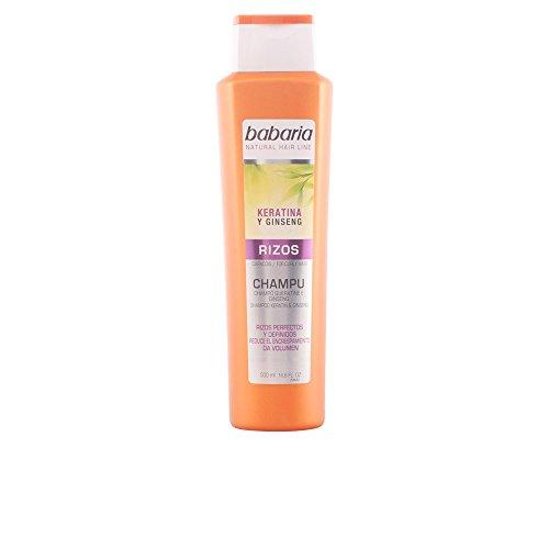 babaria Keratin u. Argan Volumen Shampoo 400 ml