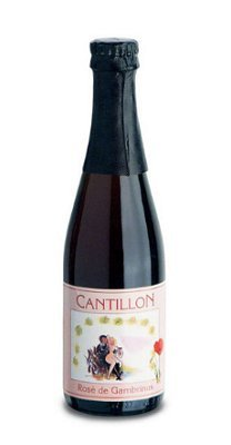 Brasserie Cantillon Rosè de Gambrinus 37,5cl