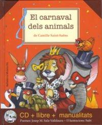 El Carnaval dels Animals (Grans obres per a nens)