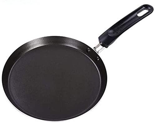 Sartenes antiadherentes, sartén, sartenes para tortillas Utensilios de cocina, wok, sartén antiadherente de inducción, sartenes con asa aptas para múltiples gases, sartenes para risotto fáciles de